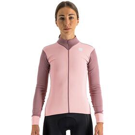 Sportful Kelly Maglia termica Donna, rosa